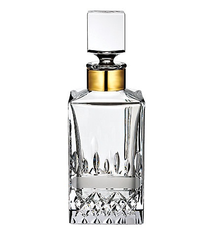 Waterford Crystal Lismore Revolution Decanter