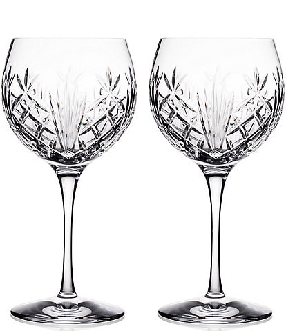 Waterford Crystal Tidmore Balloon Wine Pair