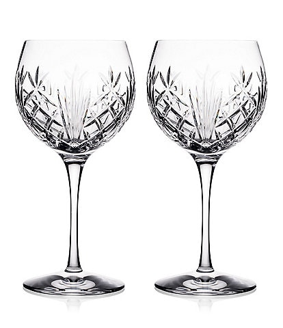 Waterford Crystal Tidmore Balloon Wine Pair