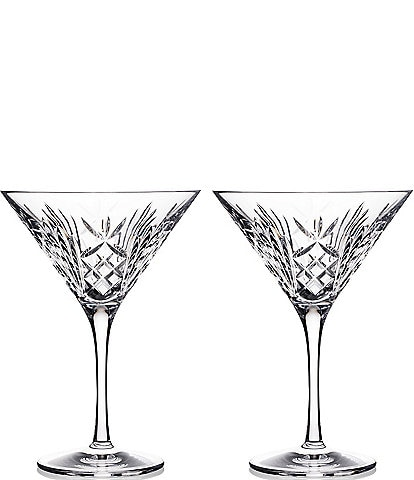 Waterford Crystal Tidmore Martini Pair
