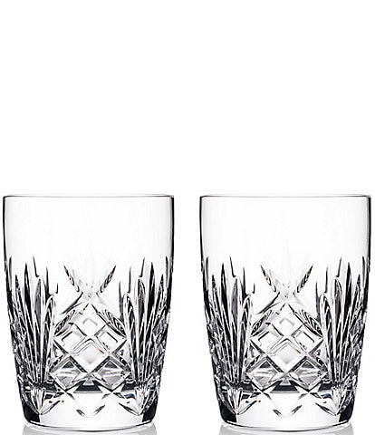 Waterford Crystal Tidmore Tumbler Pair