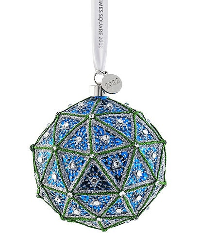 Waterford Crystal Times Square 2022 Replica Ball Ornament