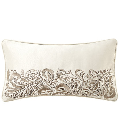 Waterford Danehill Embroidered Boudoir Pillow