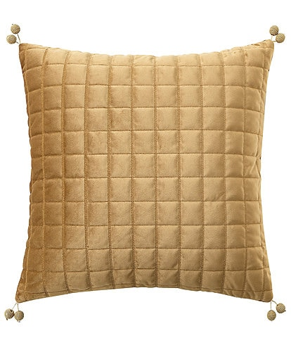 Waterford Danehill Quilted Square Decorative Pillow