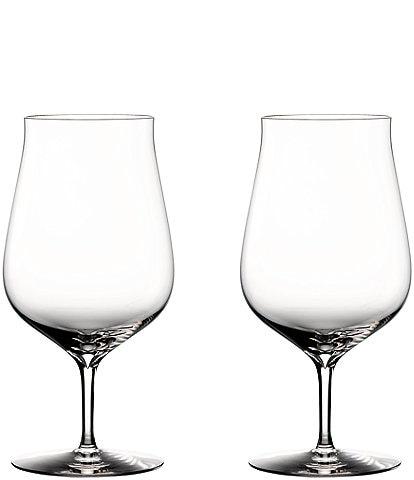 Waterford Elegance Hybrid Glasses, Set of 2