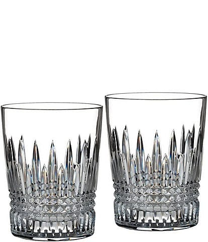 Waterford Lismore Diamond Crystal Tumbler, Set of 2