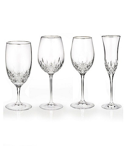 Waterford Lismore Essence Crystal Stemware
