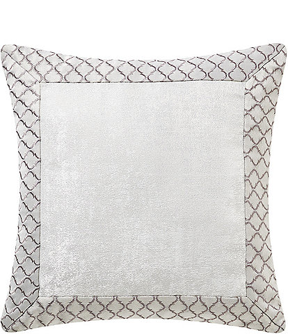 Waterford Maritana Embroidered Square Pillow