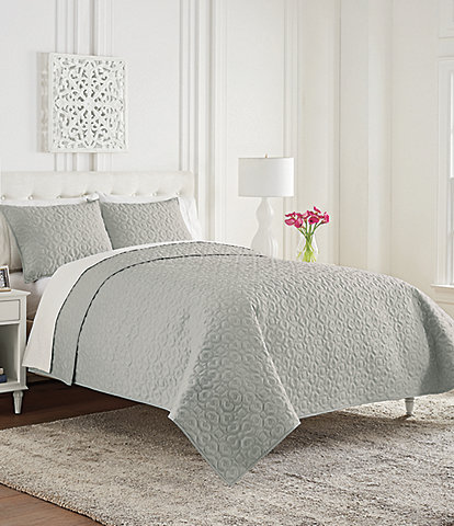 Waterford Mosaic Quilted Coverlet Mini Set