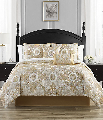 Waterford Piazza Reversible Comforter Set
