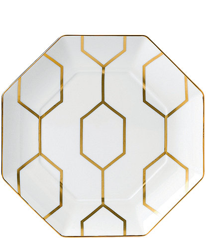Wedgwood Arris Accent Salad Plate
