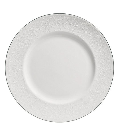 Wedgwood English Lace Bone China Dinner Plate