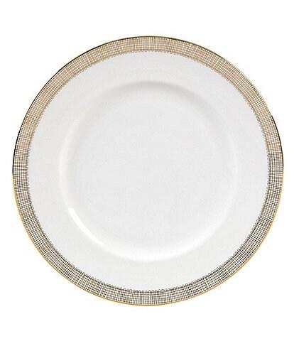 Wedgwood Gilded Weave Dinner Plate