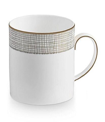 Wedgwood Gilded Weave Mug