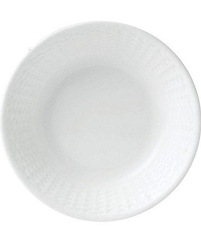 Wedgwood Nantucket Basket Sculpted Bone China Cereal Bowl