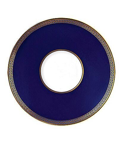 Wedgwood Renaissance Gold Neoclassical Tea Saucer