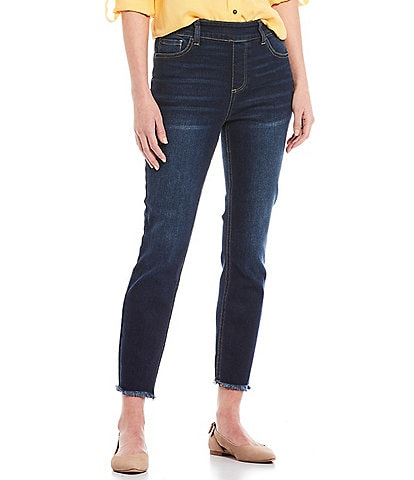 Westbound Denim High Rise Ankle Jeans