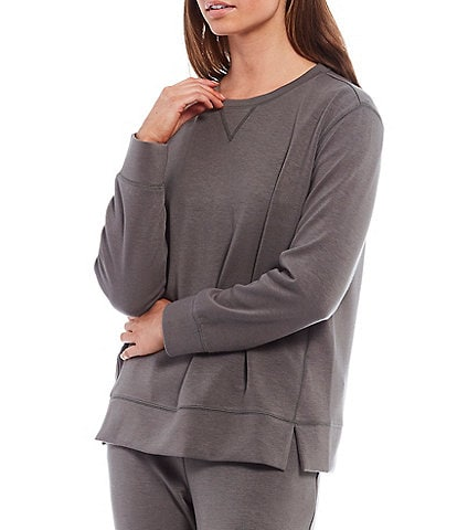Westbound Soft Touch Long Sleeve Pullover