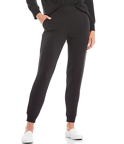 Westbound Petite Size Pull-On Soft Touch Jogger Pants