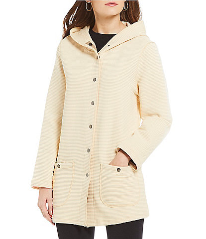 Westbound Petite Size Quilted Snap Jacket