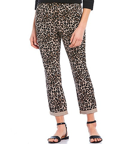 Westbound Petite Size the HIGH RISE fit Crop Pants