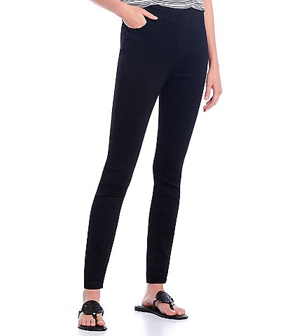 Westbound Petite Size the HIGH RISE fit Pull-On Skinny Pants