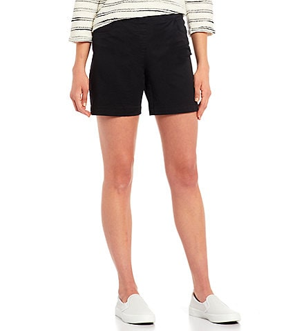 Westbound Petite Size the PARK AVE fit Pull-On Shorts