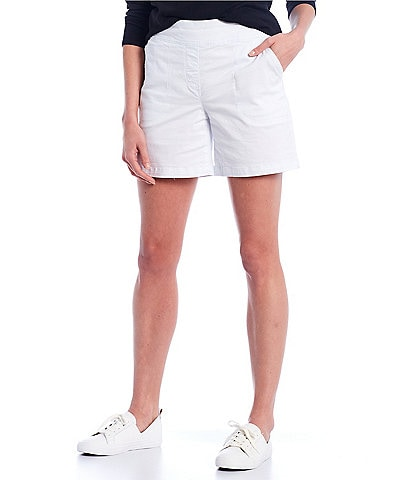 Westbound Petite Size the PARK AVE fit Shorts