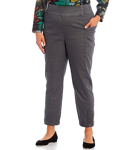Westbound Plus Size the ESSENTIAL High Rise Skinny Leg Pull-On Leggings