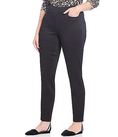 Westbound Plus Size the HIGH RISE fit Skinny Pull-On Pants