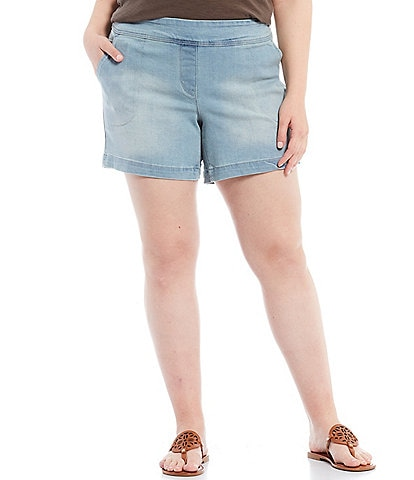 Westbound Plus Size the PARK AVE fit Denim Shorts