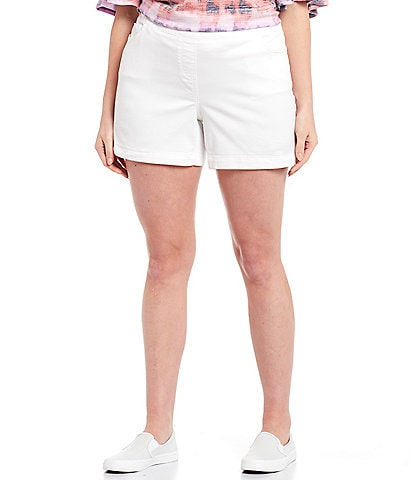 Westbound Plus Size the PARK AVE fit Shorts