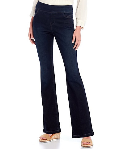 Westbound the PARK AVE fit Denim Mid Rise Bootcut Pants