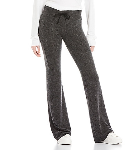 WILDFOX Tennis Club Flare Leg Tie Waist Pants