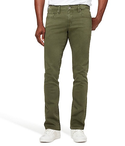 William Rast Dean Twill Slim Straight Jeans