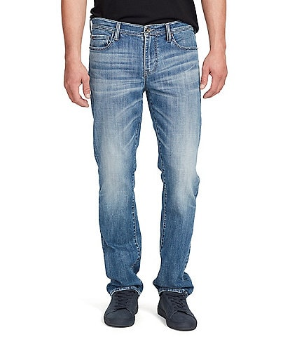 William Rast Hixon Lake Tahoe Straight-Fit Stretch Jeans
