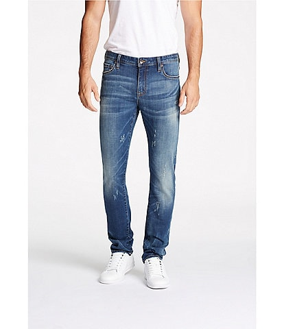 William Rast Hollywood Slim Straight Jeans