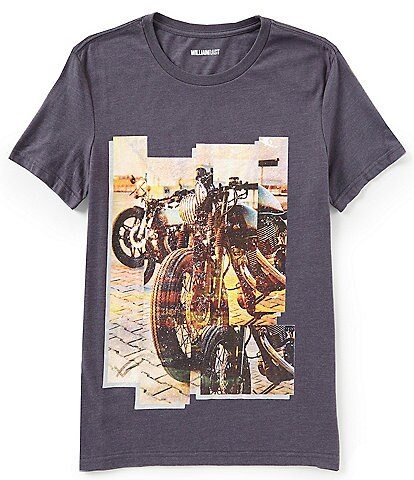 William Rast Motor View Short-Sleeve T-Shirt