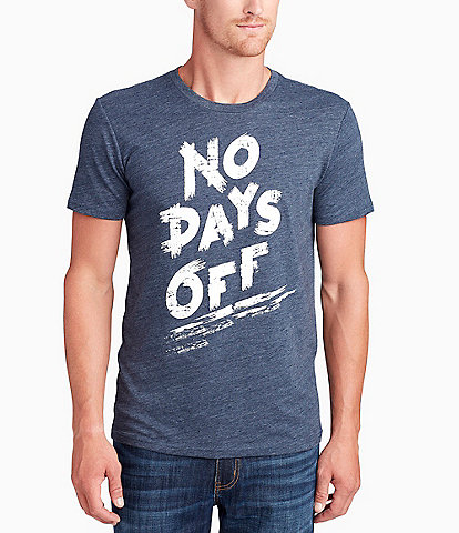 William Rast No Days Off Short-Sleeve T-Shirt
