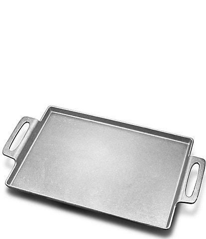 Wilton Armetale Gourmet Grillware Griddle with Handles