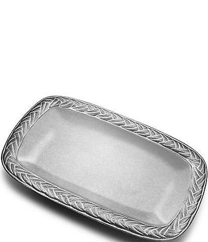 Wilton Armetale Gourmet Grillware Grilling and Serving Tray