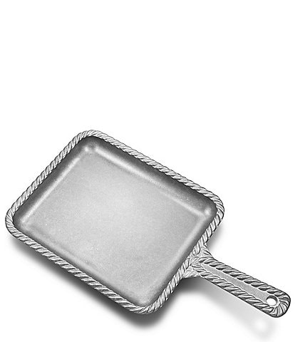 Wilton Armetale Gourmet Grillware Rectangular Skillet with Handle