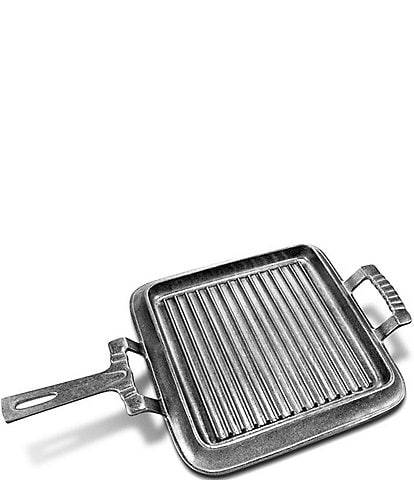 Wilton Armetale Gourmet Grillware Square Griddle with Handles