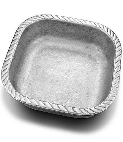 Wilton Armetale Gourmet Grillware Square Serving Bowl
