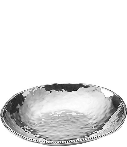 Wilton Armetale River Rock Serving Bowl