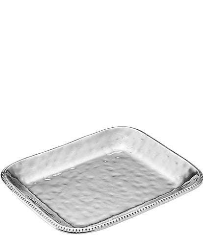 Wilton Armetale River Rock Tray
