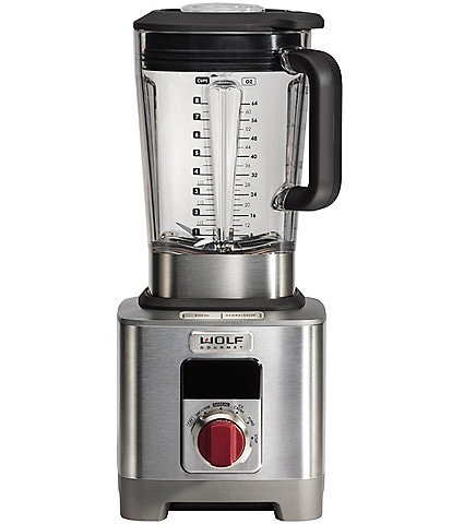 Wolf Gourmet Blender With Red Knob