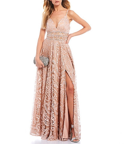 Long Juniors Formal Amp Prom Dresses Dillard S
