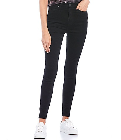 YMI Jeanswear High Rise Curvy Fit Skinny Jeans