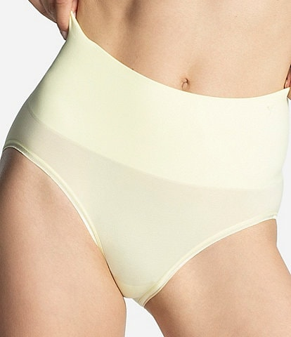 Yummie Seamless Shaped Elastic Waist Brief Panty